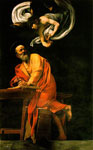 The Inspiration of Saint Matthew