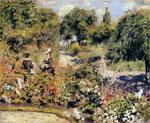 Garden at Fontenay