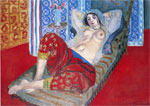 Odalisque with ...
