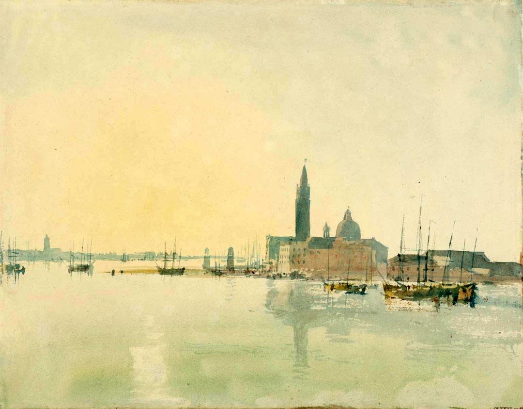 S. Giorgio Maggiore: Early Morning