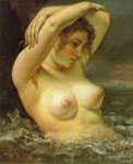 The Woman in the Waves