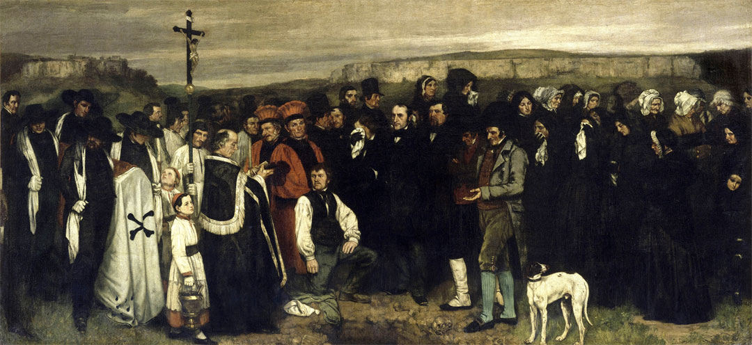 A Burial at Ornans