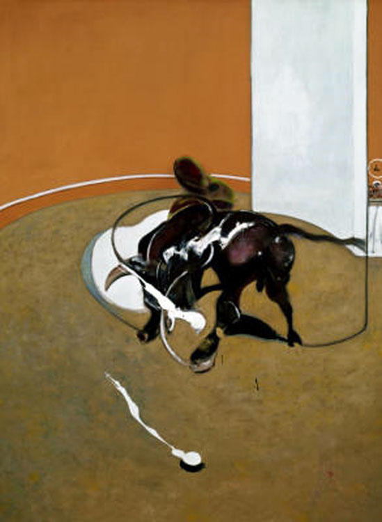 Study for Bullfight nº1