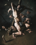 San Sebastiano curato da Sant'Irene