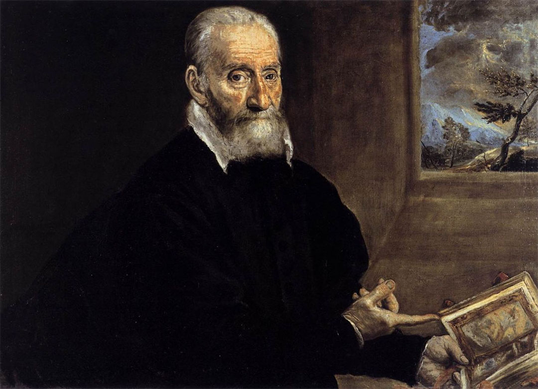 Portrait of Giorgio Giulio Clovio
